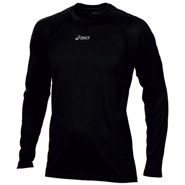 Футболка беговая Asics Hermes LS Crew Top Men's 3213230900