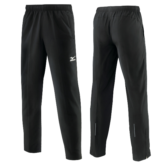 Штаны ветрозащитные Mizuno Team Running Light weight Pant Men's 52WP25109