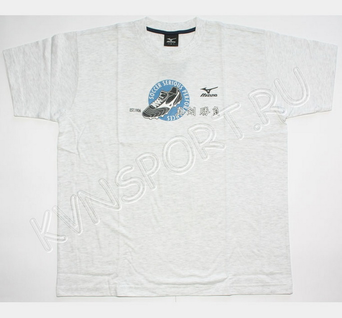 Футболка Mizuno Printed Tee Club  58TF63304