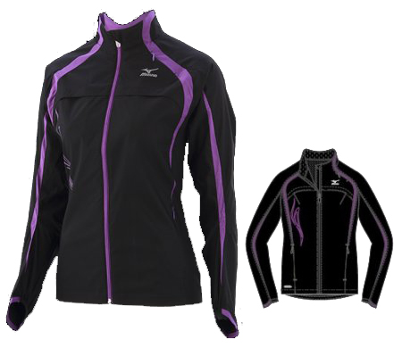 Ветровка Mizuno Performance Windbreak Jacket Women's 77WS00297