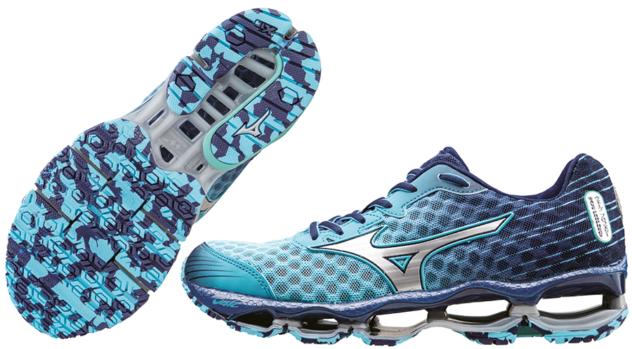 Кроссовки беговые Mizuno WAVE PROPHECY 4 (W) Women's J1GD150004