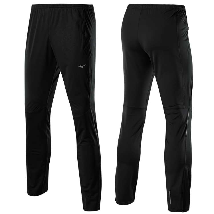 Штаны Mizuno Breath Thermo Wind Pants Men's J2GD450209
