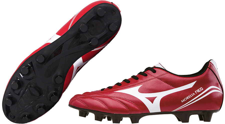 Бутсы 13-ти шиповые Mizuno MORELIA NEO CL MD Men's P1GA151662