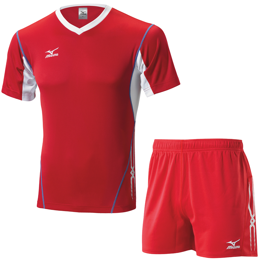 Форма волейбольная Mizuno Premium Top + Short Men's V2EA-EB450162