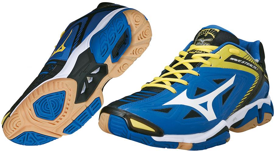 кроссовки для гандбола и волейбола Mizuno Wave Stealth 3 Mens