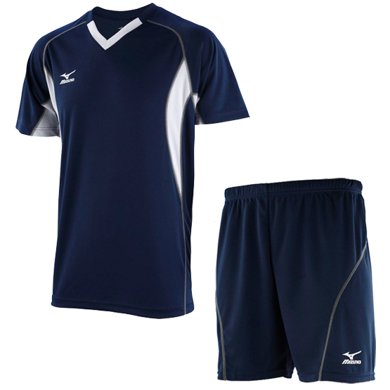 Форма волейбольная Mizuno Jersey + Short Club Men's Z59HV-RM05114